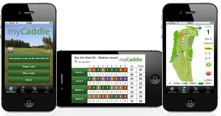iPhone Golf Gps SE